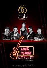 Live Music at Club 66