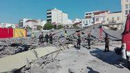 Δήμος Πατρέων: 'Άδικο το πρόστιμο για την κατάρρευση του κτιρίου στο λιμάνι'