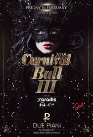 Carnival Ball III at Due Piani