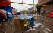 Βολιβία - Οκτώ νεκροί από έκρηξη φιάλης αερίου (φωτο)