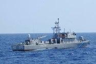 Το πλοίο του Λιμενικού που αντικατέστησε το «Γαύδος» στις περιπολίες στα Ίμια (φωτο+video)