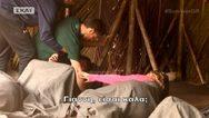 Survivor: Κατέρρευσε από την εξάντληση ο Γιάννης Τσίλης (video)