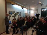 Πάτρα: Πραγματοποιήθηκε η εκδήλωση 'Νηρέας' στα γραφεία της ΟΙΚΙΠΑ