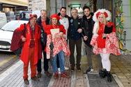 Πάτρα - Σε εξέλιξη ο 4ος Διαγωνισμός Καρναβαλικής Βιτρίνας! (φωτο)