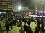 Έκλεψαν την παράσταση τα πληρώματα στα «Καλύτερα μας» στην πλατεία Γεωργίου (pics)