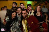 Απίθανες καρναβαλικές στιγμές στην 'Ουρά του Κόκκορα' (φωτο)