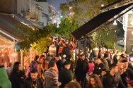 Ένα μεγάλο υπαίθριο πάρτι, στο κέντρο της Πάτρας, που κράτησε μέχρι το ξημέρωμα (pics)
