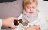 Φάρμακα για βήχα και κρυολόγημα στο παιδί