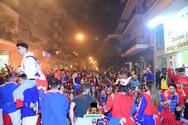 Group 157 Καρυοθραύστες Νυχτερινή Ποδαράτη Παρέλαση 17-02-18 Part 8/8