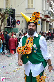 Μεγάλη Παρέλαση Πατρινού Καρναβαλιού 18-02-18 Part 8/9