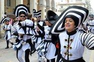 Πάτρα: Ξεχώρισαν τα καπέλα στις καρναβαλικές αμφιέσεις των πληρωμάτων