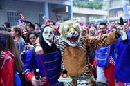 Group 157 Καρυοθραύστες - Μεγάλη Παρέλαση Πατρινού Καρναβαλιού 18-02-18 Part 4/7