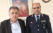 Αχαΐα: Στον Δήμο Ερυμάνθου ο Ταξίαρχος Κωνσταντίνος Σεφανόπουλος