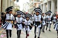 Οι RiΓΑ - ΤΟΝΙ ήταν το ασπρόμαυρο φόντο του Πατρινού Καρναβαλιού (pics)