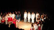 Πάτρα: Το 'Μεικτό Φωνητικό Σύνολο Vocal' τραγουδά στην Κέρκυρα