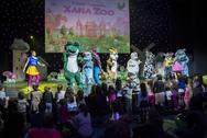 Η θρυλική παράσταση 'ΧΑΝΑ ΖΟΟ' έρχεται το Σαββατοκύριακο στην Πάτρα!