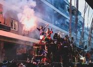 Νεαροί ήρθαν στην Πάτρα και κατέγραψαν στιγμές από το Kαρναβάλι (video)