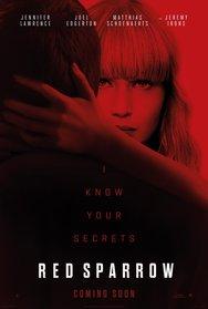 Προβολή Ταινίας 'Red Sparrow' στην Odeon Entertainment