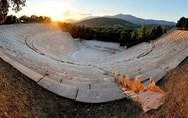 Επίδαυρος - Το αρχαίο θέατρο της Πελοποννήσου με την τεράστια εμβέλεια (pics+video)