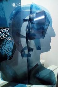 Ατομική έκθεση Έλλης Μπαρμπαγιάννη 'Στη σκιά του πραγματικού' στη Γκαλερί Cube