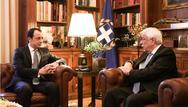 Παυλόπουλος: 'Η Ευρώπη θα κρίνει τις τουρκικές προκλήσεις'
