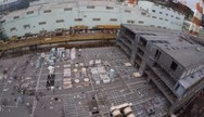 H κατασκευή ενός κρουαζιερόπλοιου σε 8 λεπτά (video)