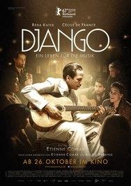 Προβολή Ταινίας 'Django, ο βασιλιάς του σουίνγκ' στην Κινηματογραφική Λέσχη Πάτρας