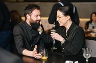 Ιωάννα Πηλιχού: Bραδινή έξοδος με τον σύντροφό της (pics)