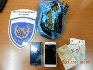 Σύλληψη αλλοδαπών για ναρκωτικά στη Μυτιλήνη