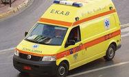 Πάτρα: Σοβαρό τροχαίο ατύχημα στην Οβρυά