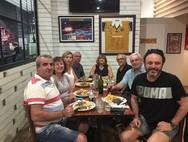 Ο Στάθης Αγγελόπουλος στο Περθ της Αυστραλίας με Πατρινούς της ομογένειας (pics)