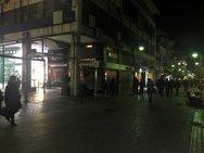 Αλλαγές στην Αγίου Νικολάου - Σκοτάδια στην κεντρικότερη γωνία της αγοράς της Πάτρας (pics+video)