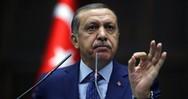 Ερντογάν: 'Ελπίζουμε η πόλη Αφρίν να «πέσει»'