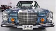 Προς πώληση η Mercedes-Benz 280SEL του Βασιλιά του Rock'n Roll