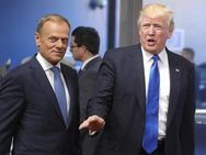 Τουσκ σε Τραμπ: 'Κάνε εμπόριο, όχι πόλεμο κύριε πρόεδρε'