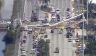 Τουλάχιστον 4 οι νεκροί από την κατάρρευση της πεζογέφυρας στο Μαϊάμι