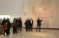 Ξεναγήσεις της αντιπροσωπείας του Δήμου Ικαρίας σε σημαντικούς χώρους-αξιοθέατα της Πάτρας! (φωτο)