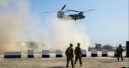 Συνετρίβη ελικόπτερο των ΗΠΑ στο Ιράκ