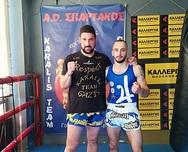 Στο πανελλήνιο Κύπελλο Muay Thai ο Πατρινός, Δήμος Ασημακόπουλος!