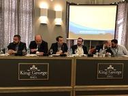 Στο Συνέδριο 'Career Fair Patras' έδωσε το 'παρών', ο Θανάσης Παπαθανάσης! (φωτο)