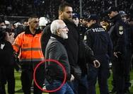 Γιώργος Βασιλειάδης: 'Σοκαριστική η εικόνα του Σαββίδη με το όπλο στην Τούμπα'