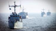 Κέρκυρα: Στο λιμάνι έδεσαν τέσσερα ναρκοθηρικά σκάφη του ΝΑΤΟ