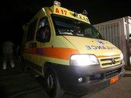 Τροχαίο στην Πάτρα, κοντά στη γέφυρα της Οβρυάς - Δύο τραυματίες