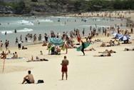 Σίδνεϊ: Ο πιο ζεστός Μάρτιος των τελευταίων 14 ετών