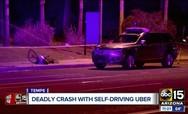 Όχημα της Uber χωρίς οδηγό σκότωσε πεζή στις ΗΠΑ