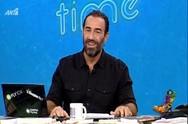 Η χαρά του Αντώνη Κανάκη για την κόρη του που είπε τις πρώτες της λεξούλες (video)