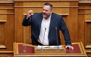 Άγριο επεισόδιο με βουλευτή της Χρυσής Αυγής στη Βουλή (video)