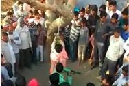 Ινδία: Σύζυγος-τέρας μαστίγωσε δημόσια τη γυναίκα του