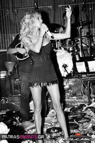 Paola Live @ Volcano 07-07-12 Part 2
