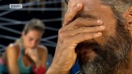 'Λύγισε' στο Survivor ο Στέλιος Κρητικός (video)